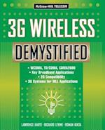3g Wireless Demystified (Demystified)