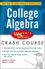 Schaum's Easy Outline of College Algebra