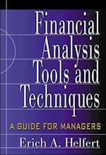 Financial Analysis Tools and Techniques