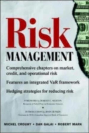 Risk Management af Dan Galai