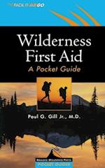 Wilderness First Aid (Ragged Mountain Press Pocket Guides)