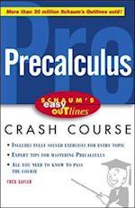 Precalculus (Schaum's Easy Outline)