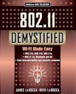 802.11 Demystified (Demystified)