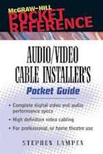 Audio/Video Cabling Guide Pocket Reference (McGraw-Hill Pocket Reference)