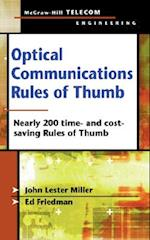 Optical Communications Rules of Thumb (McGraw-Hill Telecom. Engineering)