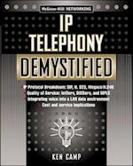 IP Telephone Demystified (Demystified)
