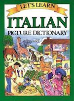 Let's Learn Italian Picture Dictionary (Letªs Learn Picture Dictionary Series)