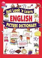Just Look 'n Learn English Picture Dictionary (Juv Lang)