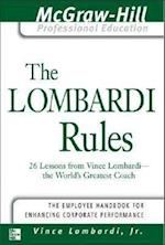The Lombardi Rules (The McGraw-Hill Professional Education Series)