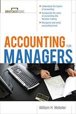 Accounting for Managers (Briefcase Books Paperback)
