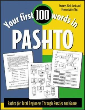 Your First 100 Words in Pashto af Jane Wightwick