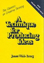 Technique for Producing Ideas af James Young