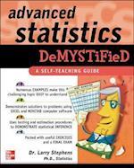 Advanced Statistics Demystified (Demystified)
