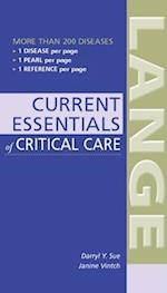 Current Essentials of Critical Care (Lange Current Essentials)