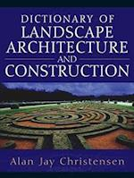 Dictionary of Landscape Architecture and Construction (PL Custom Scoring Survey)