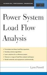 Power System Load Flow Analysis (Professional Engineering)