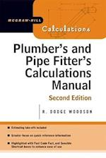 Plumber's and Pipe Fitter's Calculations Manual (PL Custom Scoring Survey)