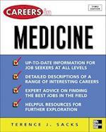 Careers in Medicine (McGraw Hill Professional Careers Paperback)
