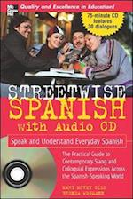 Streetwise Spanish (Book + 1CD) (NTC Foreign Language)