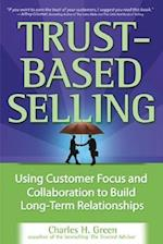 Trust-based Selling af Charles H Green, Charles Green