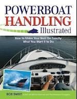 Powerboat Handling Illustrated (International Marine RMP)