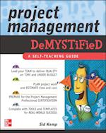 Project Management Demystified (Demystified)