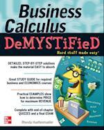 Business Calculus Demystified (Demystified)