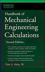 Handbook of Mechanical Engineering Calculations, Second Edition (Handbook)