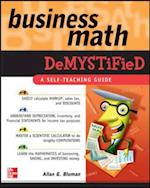 Business Math Demystified (Demystified)