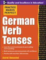 Practice Makes Perfect: German Verb Tenses