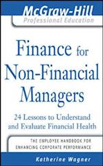 Finance for Nonfinancial Managers (The McGraw-Hill Professional Education Series)