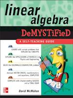 Linear Algebra Demystified (Demystified)