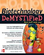 Biotechnology Demystified (Demystified)