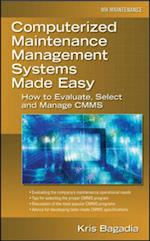 Computerized Maintenance Management Systems Made Easy