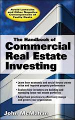 Handbook of Commercial Real Estate Investing