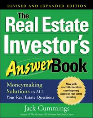 Real Estate Investor's Answer Book: Money Making Solutions to All Your Real Estate Questions af Jack Cummings