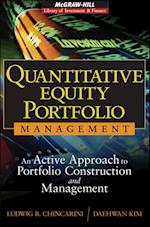Quantitative Equity Portfolio Management (McGraw-Hill Library Of Investment And Finance)