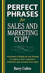 Perfect Phrases for Sales and Marketing Copy (Perfect Phrases)