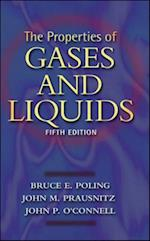 Properties of Gases and Liquids af John O'Connell