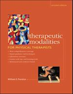 Therapeutic Modalities for Physical Therapists af Prentice