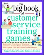 Big Book of Customer Service Training Games (The Big Book Series)