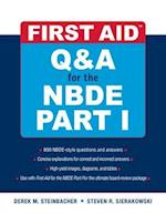 First Aid Q&A for the NBDE Part I (First Aid)