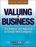 Valuing a Business, 5th Edition (McGraw-Hill Library Of Investment And Finance)