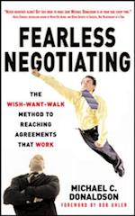Fearless Negotiating