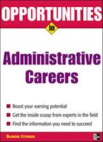 Opportunities in Administrative Assistant Careers (Opportunities In . . . Series)