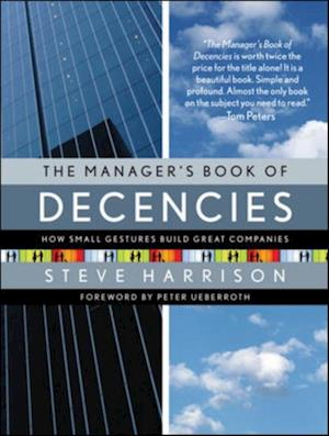 Manager's Book of Decencies af Harrison