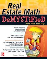 Real Estate Math Demystified (Demystified)