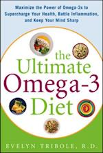 Ultimate Omega-3 Diet af Evelyn Tribole