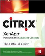 Citrix Xenapp(tm) Platinum Edition Advanced Concepts