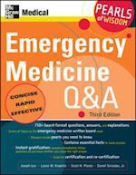 Emergency Medicine Q&A: Pearls of Wisdom, Third Edition (Pearls of Wisdom)
